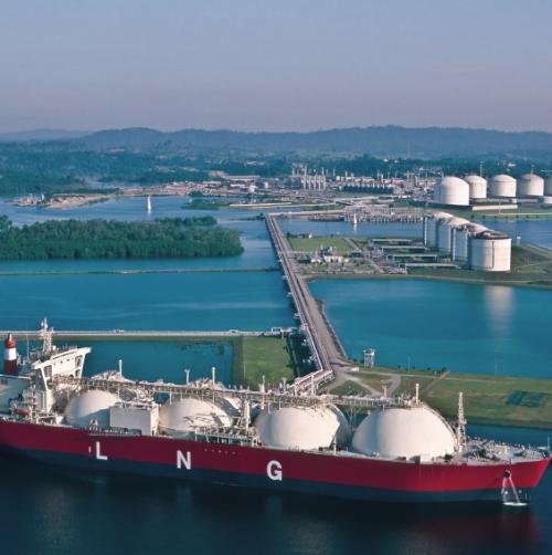 Pompe LNG (gas naturale liquefatto)